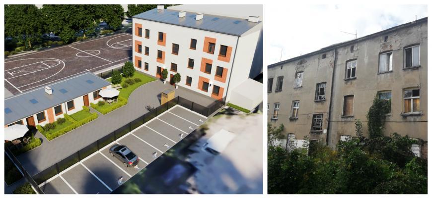 Кейс: реконструкция старинного здания в Польше с доходом от 50%