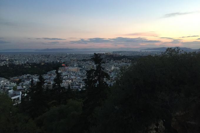 Личный опыт: просторная квартира в центре Афин
